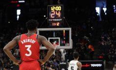 EMOCIONUESE/ Topi fluturon mbi tabelë dhe ndalet tek numri i fanellës së Kobe Bryant (VIDEO)