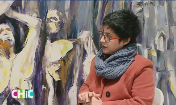 """""""PEZULL""""/ Prezantohet në një ekspozitë të veçantë vepra e piktores Blerta Xhamo (VIDEO)"""