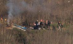 VDEKJA E KOBE BRYANT/ Zbardhet telefonata e fundit e pilotit pak sekonda para rrëzimit të helikopterit