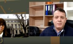"""""""BANON NË LAGJEN E SHQIPTARËVE""""/ Gazetari flet për Presidenten greke: Shtëpinë ia pastron një shqiptar, e pimë kafen në të njëjtin lokal"""