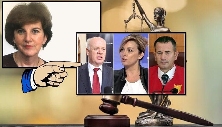 DREJTËSIA E RE/ Gruaja e 'hekurt' holandeze që 'fundosi' krerët e drejtësisë shqiptare