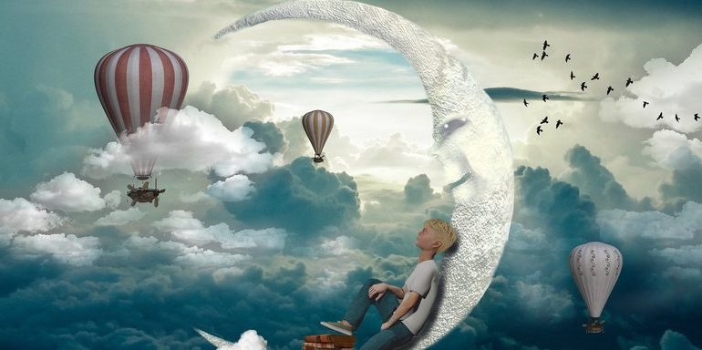 QË PREJ LASHTËSISË.../ Çfarë ndodh me ne kur ëndërrojmë?