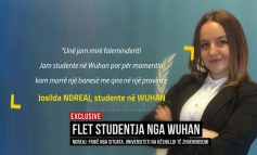 FLET NGA EPIQENDRA E VIRUSIT NË KINË/ Studentja shqiptare: Po jetoj me qera tek...