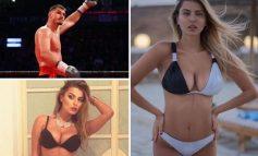 """""""TA DUA SHPIRTIN""""/ Rike Roçi konfirmon lidhjen me boksierin Prenga dhe i bën urimin e ëmbël për ditëlindje: Je njeriu më… (FOTO)"""