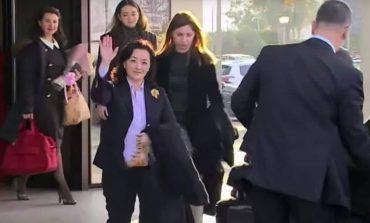 ZBARKON NË PROKURORI/ Ambasadorja e SHBA takime me Çelën dhe Ibrahimin