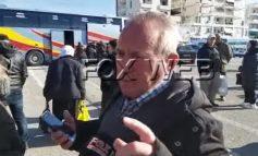 """KORONAVIRUSI/ Lajmi i rremë në media për kontrollet, pasagjeri nuk tha """"më vunë dorën në lule të ballit"""" (VIDEO)"""