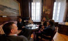 SHQIPËRI-ÇEKI/ Nënshkruhet protokolli i bashkëpunimit ekonomik mes dy vendeve
