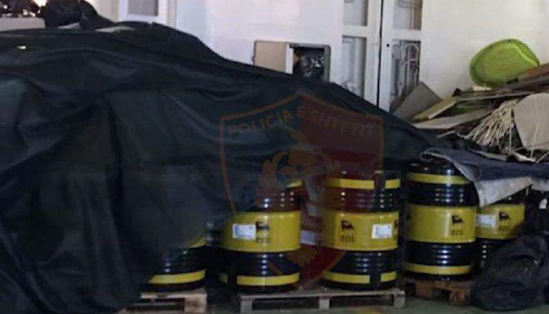 AKSIONI NË VLORË/ Drejtoria Detare: Trageti me mbetje të rrezikshme i penalizuar disa herë, mallrat në bord të padreklaruara