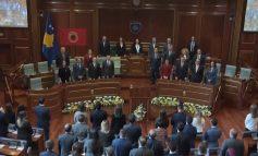 MUNGON THAÇI/ Kuvendi i Kosovës seancë plenare në ditën e 12 vjetorit të Pavarësisë