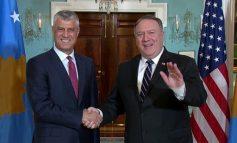 """""""JU MBËSHTESIM...""""/ Sekretari amerikan i Shtetit, Mike Pompeo uron Kosovën në përvjetorin e 12-të të Pavarësisë"""