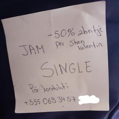 FOTOLAJM/ Për Shën Valentin, ata që janë SINGLE i merrni me…50%
