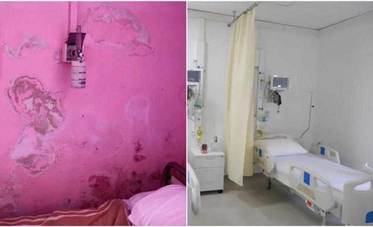 """KRAHASIMI/ """"Nga miu i ngordhur tek gomari"""", Rama tregon si kanë ndryshuar ambientet spitalore"""