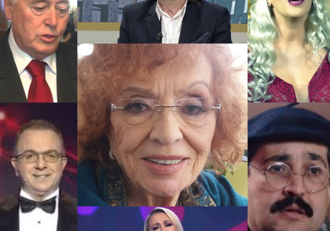 """""""E MIRA, E ËMBLA LOZONJARJA IME""""/ Artistët shqiptarë të bashkuar për humbjen e Divës së Muzikës Shqiptare Nexhmije Pagarusha"""