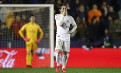 GABON REAL MADRID/ I  lë pozitën e liderit Barcelonës para El Clasicos