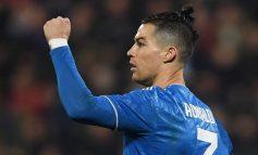 JUVENTUS VIJON NË KRYE/ Ronaldo shënon në ndeshjen e 1000-të në karrierë