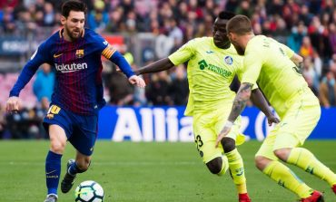 LIVE/ Mbyllet ndeshja Barcelona-Getafe. Rezultati 2-1