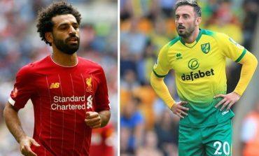 LIVE/ Po luhet ndeshja Norwich-Liverpool. Nis pjesa e dytë, rezultati 0-0