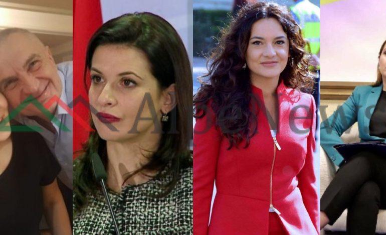 Ofensiva e re e çiftit presidencial kundër zonjave të Qeverisë: E çmendur, halabake... luleshtrydhe