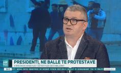 """INTERVISTA NË """"VIZION+""""/ Peza: Në 2 mars është fillimi i fundit të Ilir Metës si president"""