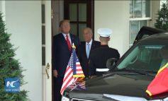 """PASI DESH RRËZOI TRUMP/ Presidenti portugez i """"këput"""" dorën kryeministrit të Indisë (VIDEO)"""