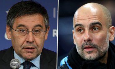 KUNDËRPËRGJIGJET ASHPËR NDAJ PRESIDENTIT TË BARCELONËS/ Guardiola: Mos flisni shumë se të gjithë jeni…