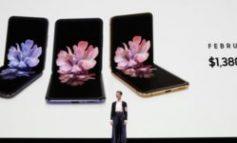 """SUPRIZA E SAMSUNG/ Pozicionohet në krye të gjeneratës së re të """"smartphone"""" me Galaxy Z Flip"""