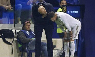 TËRMET TE REAL MADRID/ Ja sa rrezikon të mungojë Eden Hazard