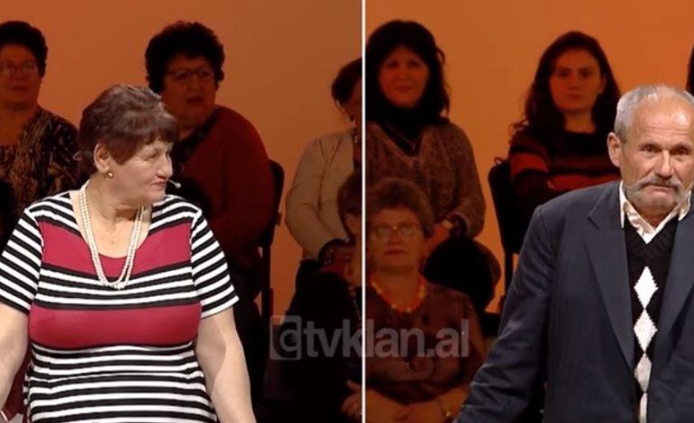 BURRË E GRUA SHERR NË EMISION/ Ti shtëpi s'më jep, fëmijë s'më jep, lekë s'më jep… (VIDEO)
