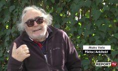 PIKTOR EDHE ARKITEKT I NJOHUR/ Maks Velo: Lëvizjet e artit primitiv, më çuan tek arti modern (VIDEO)