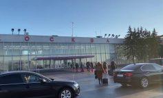 VIZITA NË RUSI/ Momenti kur kryeministri Rama mbërrin në Moskë (VIDEO)