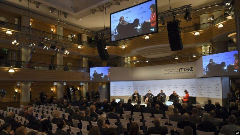KORONAVIRUSI/ Udhëheqësit botërorë mblidhen në Mynih për konferencën e sigurisë, në klimën e krizave të shumta