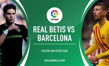 LIVE/ Mbyllet ndeshja Betis-Barcelona. Rezultati 2-3
