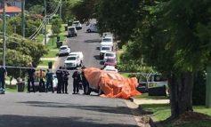 NGJARJE TRAGJIKE/ Makina shpërthen në flakë, shkrumbohen ish-lojtari me gruan dhe tre fëmijët e mitur (FOTOT)