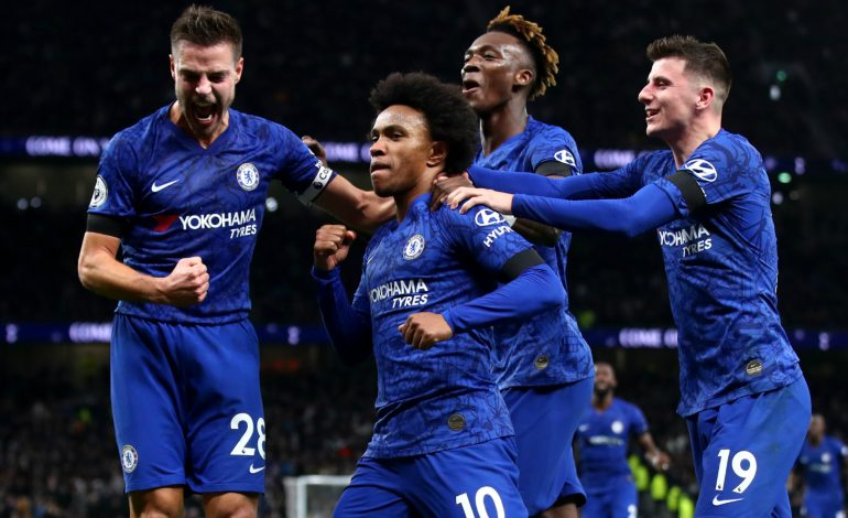 DOMINOJNË DERBIN I LONDËS/ Chelsea mposht me për mbysje ekipin e Mourinhos