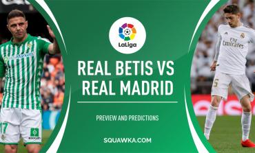 LIVE/ Mbyllet ndeshja Betis-Real Madrid. Rezultati 2-1