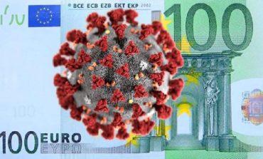 KORONAVIRUSI/ Në mesin e pandemisë COVID-19, rritje e papritur e vlerës së euros në Shqipëri