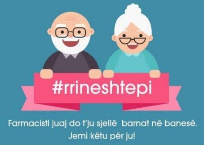 KORONAVIRUSI/ Mjekët dhe farmacistët dalin në terren, shpërndahen barna për pensionistët mbi 65 vjec në të gjithë vendin