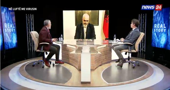 KORONAVIRUSI/ Rama: Shqiptarët kanë reaguar më mirë se kushdo në këtë pjesë të botës, testi masiv do sillte kaos