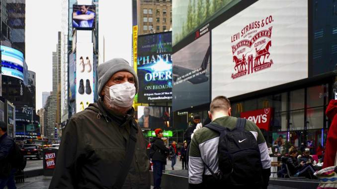 KORONAVIRUSI/ Shkon në 1031 numri i personave të vdekur në SHBA, rreth 70 mijë të infektuar