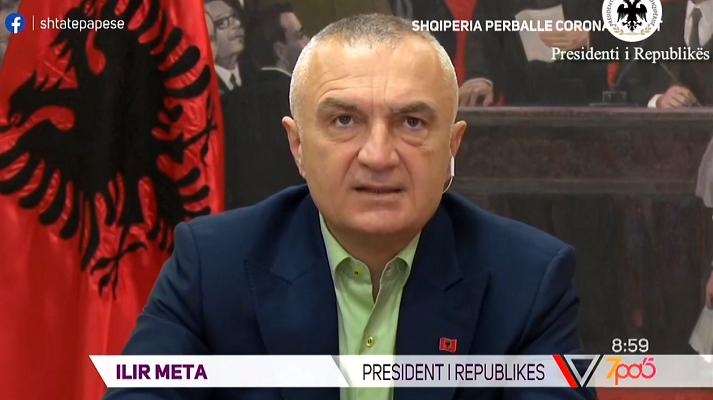KORONAVIRUSI/ Meta: Qeveria ka marrë masat e duhura për të përballuar situatën