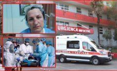 HISTORIA E SAJ BËRI THIRRJEN E RRJETIT/ Rrëfehet infermierja Valbona: Kam hallin e vajzës, ka lindur me ezofagun e mbyllur