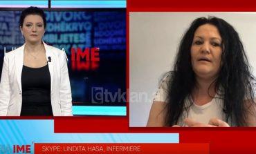 """""""PRITJE MADHËSHTORE""""/ Flet infermierja shqiptare që shkoi në Itali: Frika është e madhe, por…"""