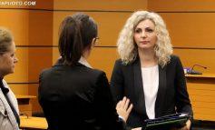U PËRPLAS ME THEO JACOBS/ Kryeprokurorja e Durrësit heq dorë nga kandidimi për në SPAK
