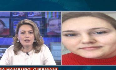 """""""DO E MUNDIM...""""/ Infermierja shqiptare në Gjermani: Nuk kam frikë. Ja si i trajtojmë të infektuarit (VIDEO)"""