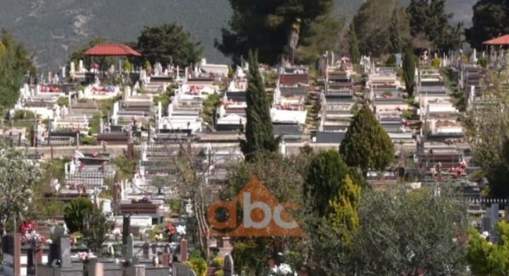 DY METRA NËN DHE/ Si varrosen të vdekurit nga koronavirusi në Tiranë (VIDEO)