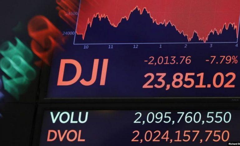 KRIZA E KORONAVIRUSIT/ Tregjet e aksioneve pësuan tremujorin më të keq që nga viti 1987