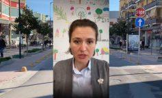 KORONAVIRUSI/ Ministrja Shahini përcjell disa krijime të nxënësve e mësuesve me mesazhe sensibilizuese (FOTO)