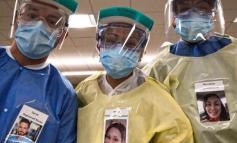 KORONAVIRUSI/ Mjekët kanë gjetur një mënyrë interesante për t'i bërë të lumtur pacientët me COVID-19 (FOTO)