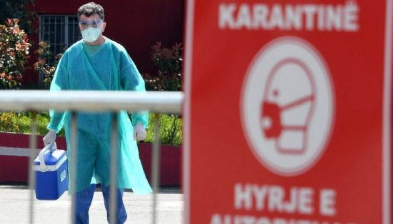 KORONAVIRUSI/ Tre infermierë të urgjencës në karantinë, transportuan të aksidentuarin që ishte me CoVid-19
