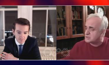 """""""IK E PIR**U""""/  Degjeneron debati mes Nazarkos dhe Mukës, ish-zv/ministri: Jam shkencëtar… Analisti: Përralla, o budalla"""